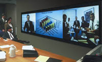 Large Screen Displays PiROD Screen