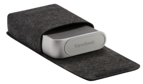 ViewSonic M1 with Sleeve