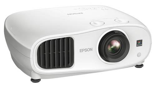 Epson 3100 Home Theater Projector