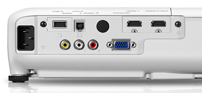 how to connect ps4 to a projector epson
