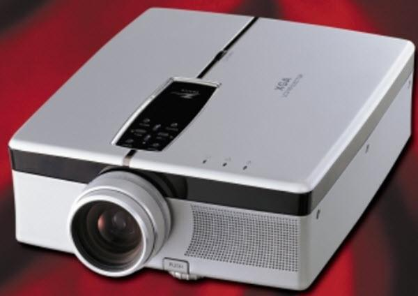 Zenith LXG-120 Projector