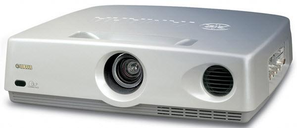 Yamaha DPX-1 Projector