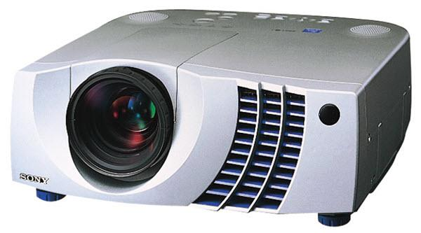 how to data projectors work