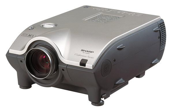 Sharp XG-P20XU Projector