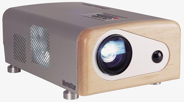 Dream Vision MovieStar Projector