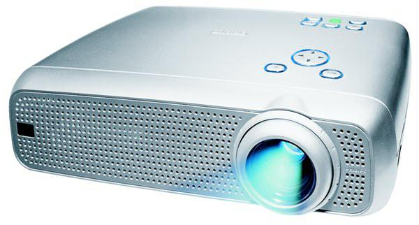 Philips cBright XG1 Impact Projector