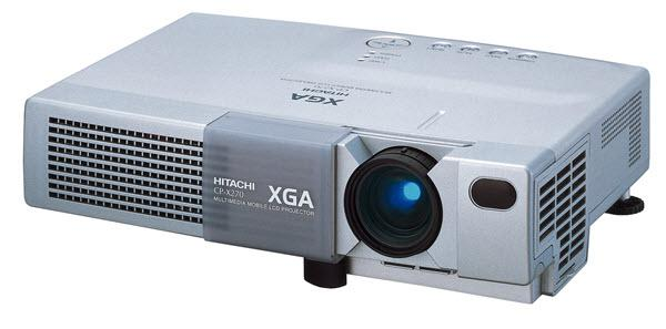 Hitachi CP-X270W Projector
