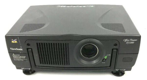 ViewSonic PJ1000 Projector