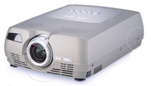 Proxima UltraLight X540 Projector
