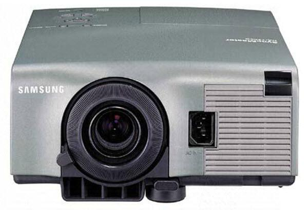 Samsung SyncMaster NX-1200 Projector
