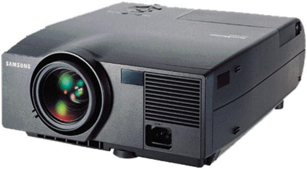 Samsung SyncMaster NX-2000 Projector