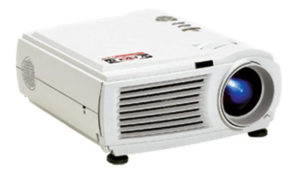 Christie Vivid Red Projector
