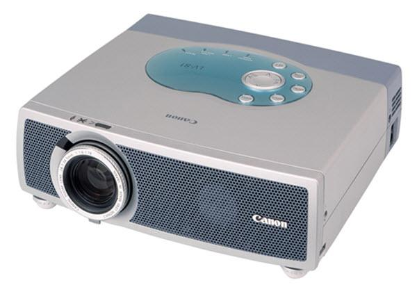 Canon LV-S1 Projector