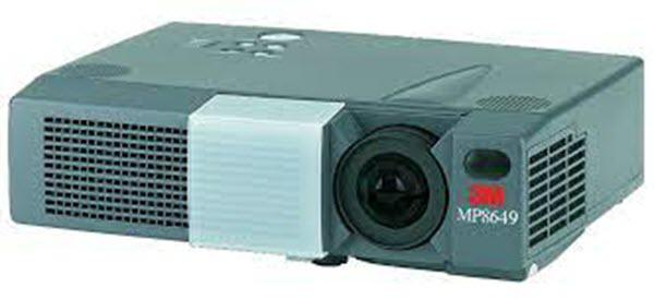 3M MP8649 Projector