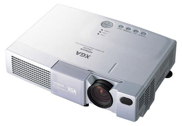 Hitachi CP-X275WT Projector