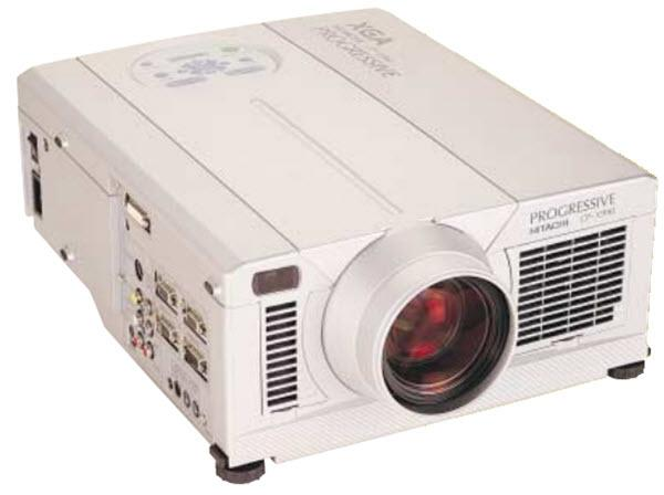 Hitachi CP-X990W Projector
