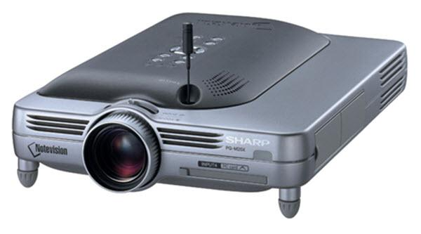 Sharp PG-M25X Projector