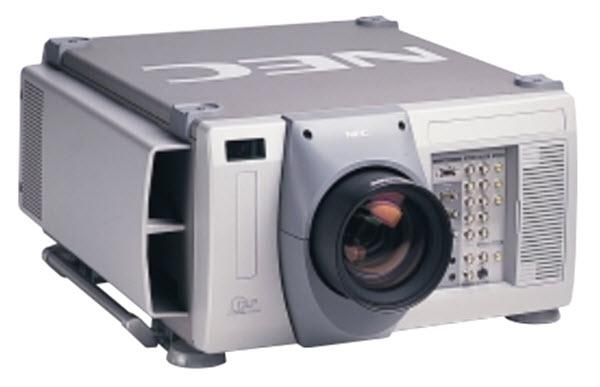 NEC TriDigital HD4K Projector