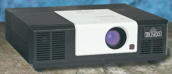 Runco Reflection CL-500 Projector