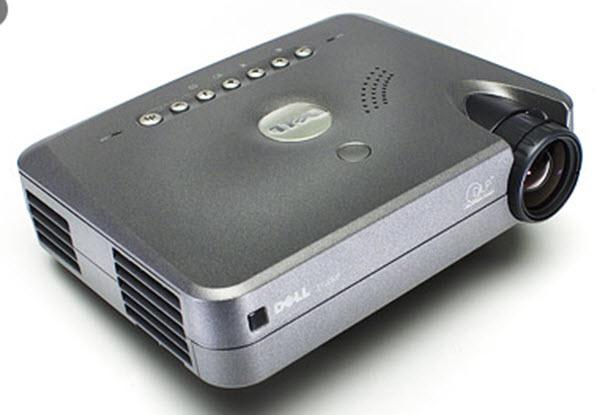 Dell 3100MP Projector
