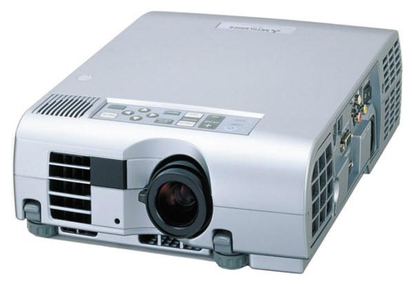 Mitsubishi XL2U ColorView Projector