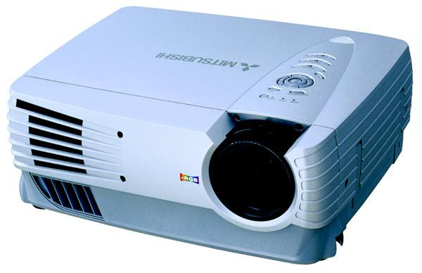 Mitsubishi XL25U ColorView Projector