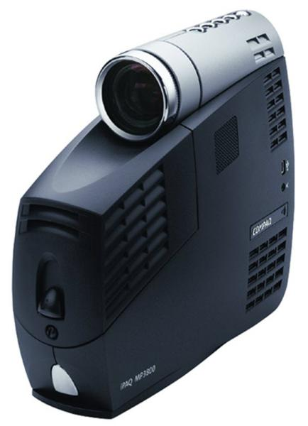 Compaq iPAQ MP3800 Projector