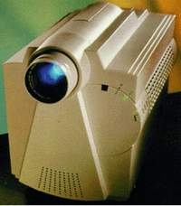 Chisholm Galaxy V470 Projector