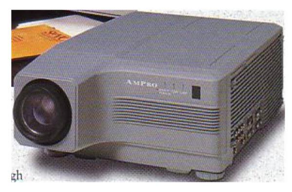 AmPro LCD-151 Projector