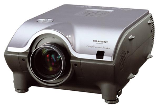 Sharp XG-P25X Projector