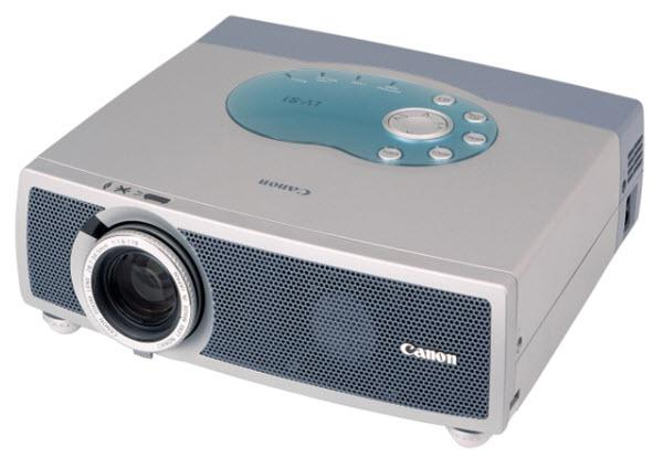 Canon LV-S2 Projector