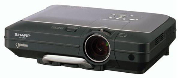 Sharp PG-C45S Projector