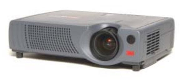 3M MP7650 Projector