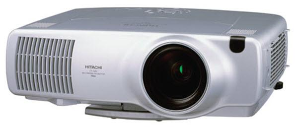 Hitachi CP-X885W Projector