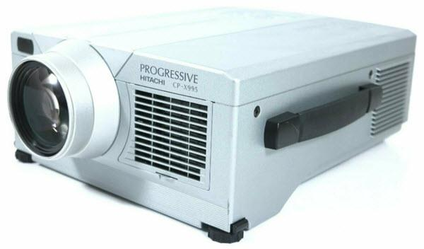 Hitachi CP-X995W Projector