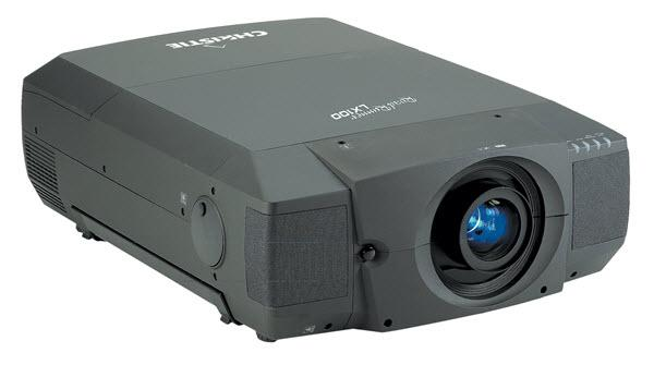 Christie RoadRunner LX100 Projector