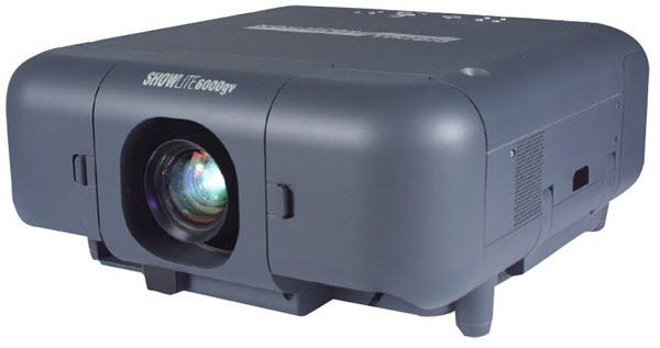 Digital Projection SHOWlite 5000sx+ Projector