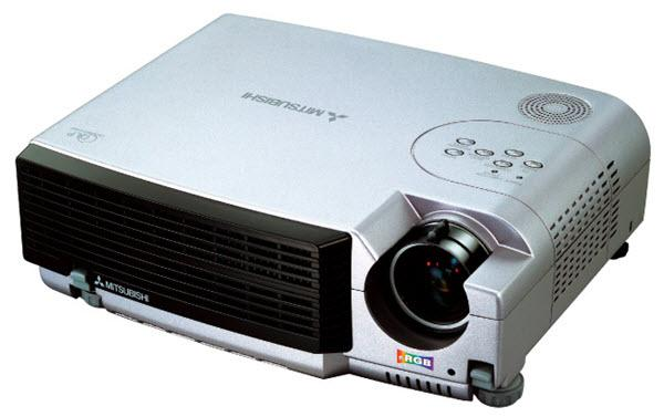 Mitsubishi XD350U ColorView Projector