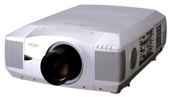 sanyo projectors sanyo plc xf45 3 lcd projector. Black Bedroom Furniture Sets. Home Design Ideas