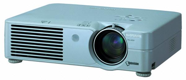 Sharp PG-A10S Projector
