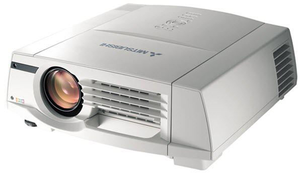 Mitsubishi XL5950U ColorView Projector