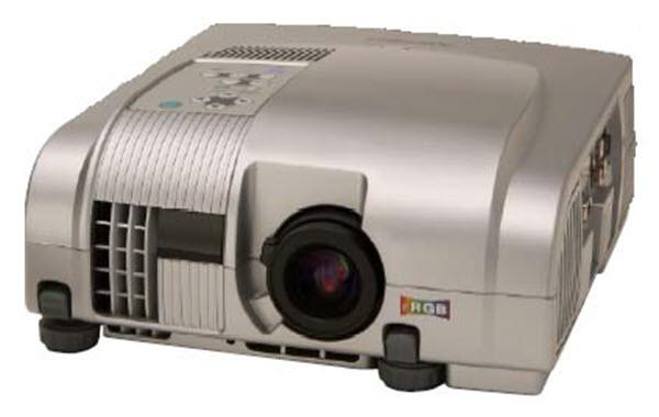 Mitsubishi HC2 ColorView Projector