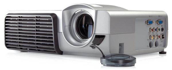 HP vp6120 Projector