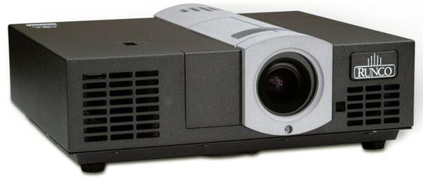 Runco Reflection CL-710 Projector