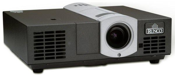 Runco Reflection CL-510 Projector