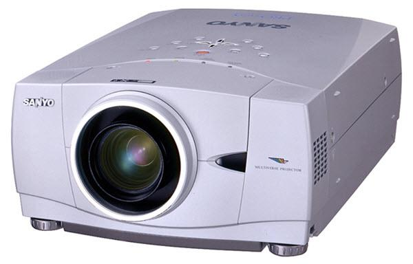 Sanyo PLC-XP50 Projector