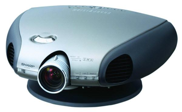 SharpVision DT-300 Projector