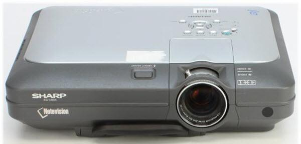 Sharp XG-C60X Projector