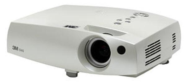 3M S40 Projector