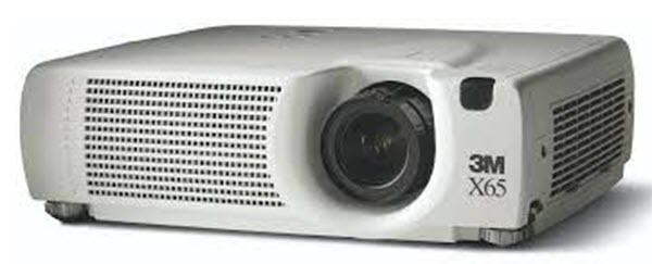 3M X65 Projector